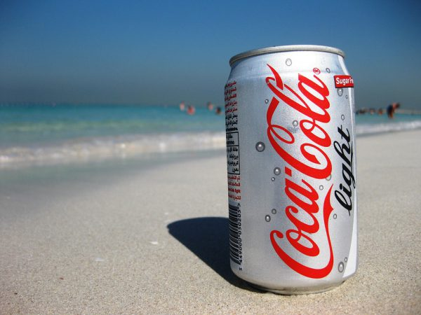 zuckerfreie Cola